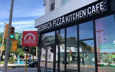 Bay View's new RedBrick Pizza will officially open September 1